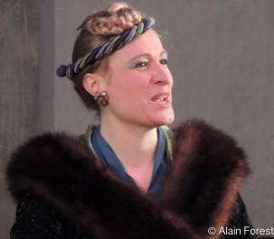 Julie Garnier, une voix