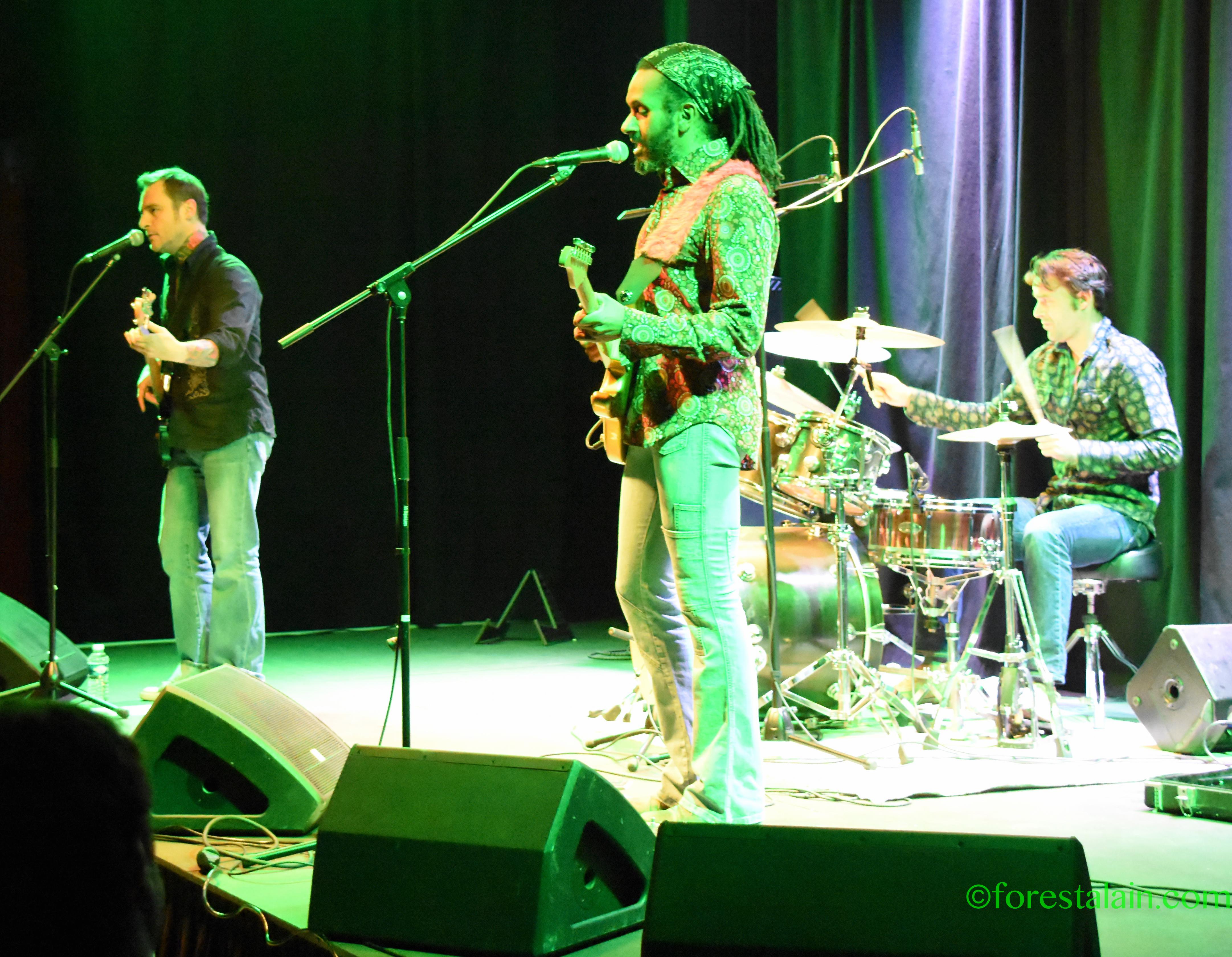 Band of Gypsies Hassan Hajdi/Jean-Christophe Bauer/Benoit Cazzulini