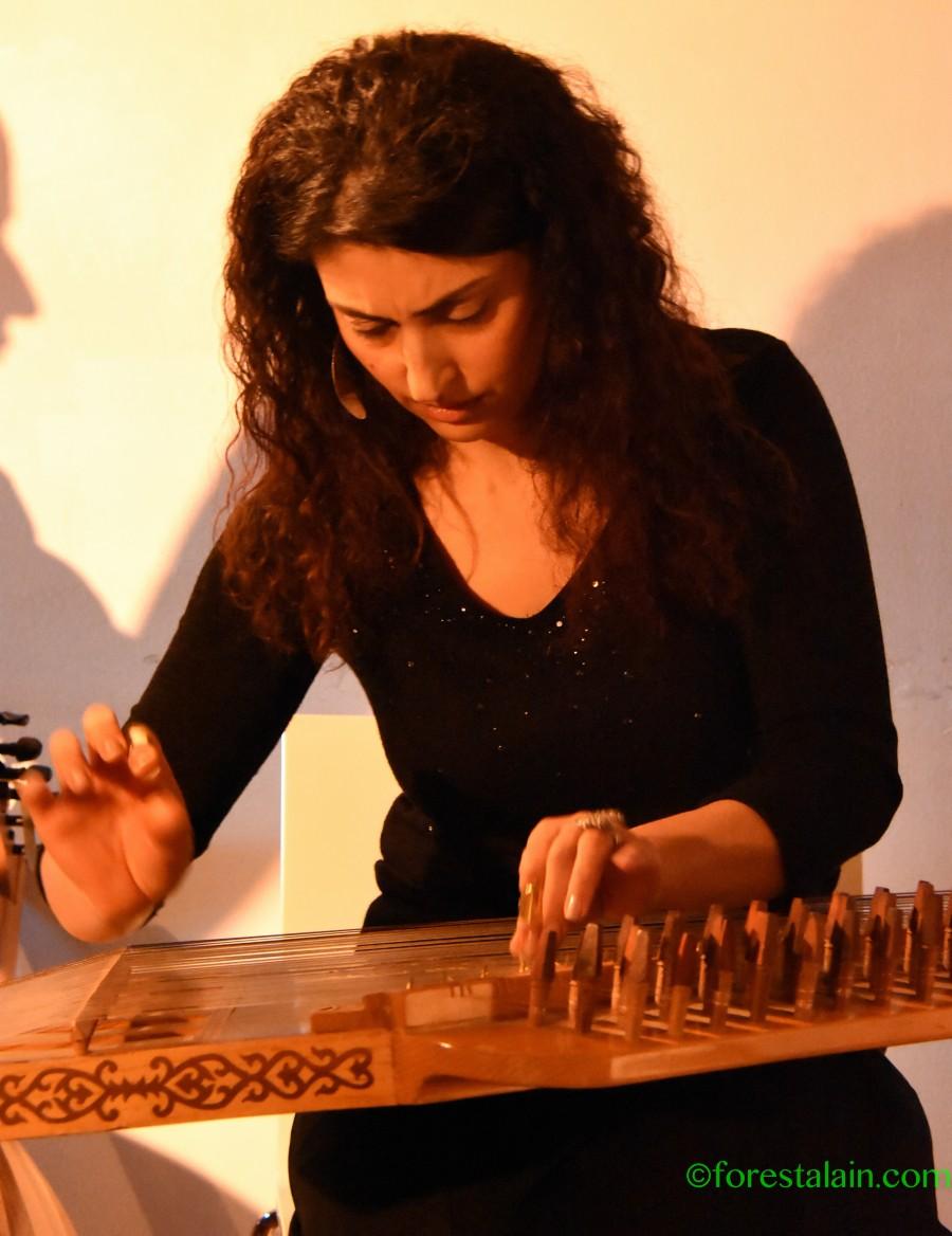 nazani at le salon de musique lyon